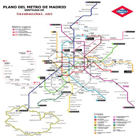 Metro Carabanchel Madrid   Carabanchel.net