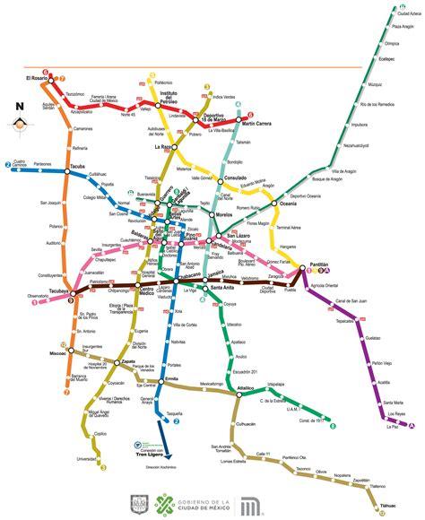 Metro de Ciudad de México, precios, líneas, horarios ...