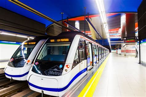 Metro de Madrid: 9 heridos leves al estallar el ordenador ...