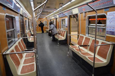 Metro de Madrid admite que los trenes usados de la línea B ...