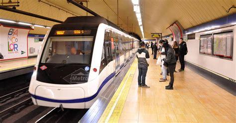 Metro de Madrid comprará 67 trenes sin maquinista   Trenvista