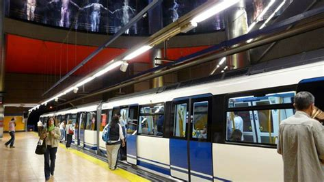 Metro de Madrid convoca 590 nuevos puestos de trabajo   AS.com