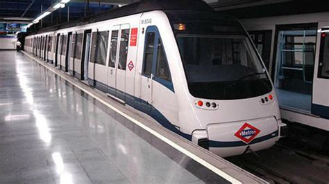 Metro de Madrid detecta amianto en algunos vagones