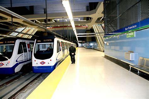 Metro de Madrid galardonado por su Plan de eficiencia ...