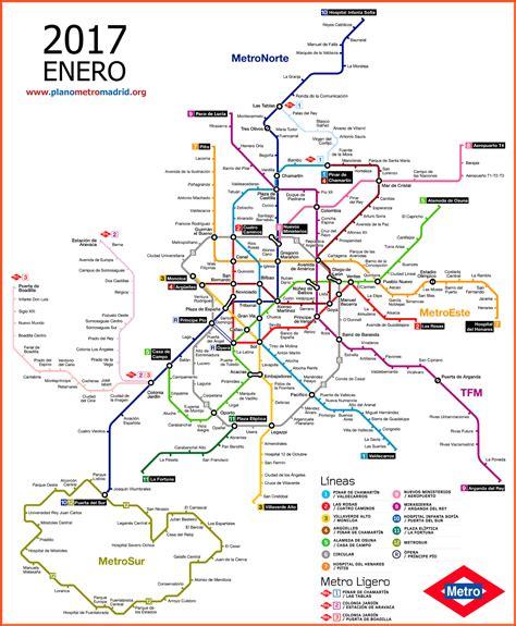 Metro de Madrid   General
