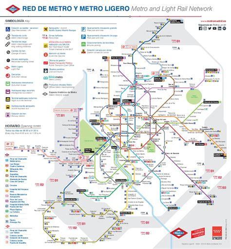 Metro de Madrid   Líneas, mapas, planos, pases y precios