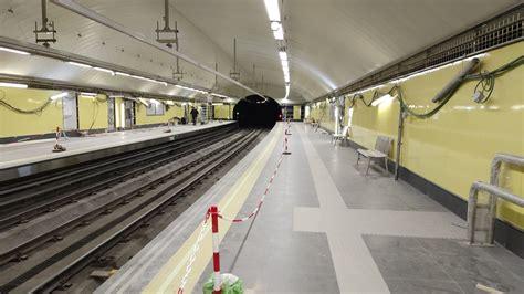 Metro de Madrid reabre este martes la línea 4 en su ...