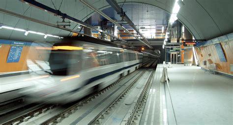 Metro de Madrid reutilizará la energía del frenado de los ...