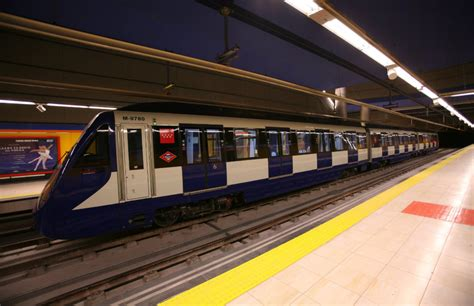 Metro de Madrid unificará los horarios de todas sus líneas
