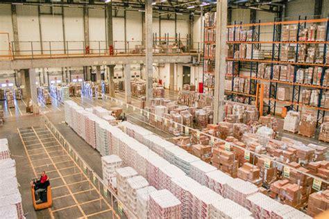 Metro Group Logistics optimizes warehouse management ...