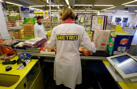 Metro Group of Germany to Split Into 2 Companies   The New ...