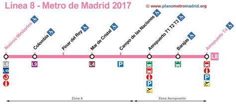 Metro Madrid. La estación de Metro de Campo de las ...