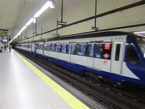 Metro Madrid línea 10 : Vivir el Tren – Historias de trenes