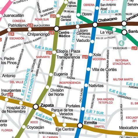 metro mapa   Molident S.A. de C.V.