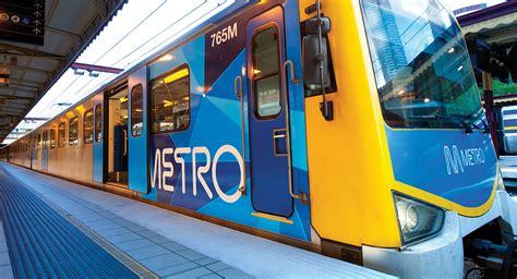 Metro Trains Melbourne : John Holland