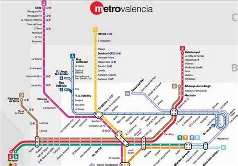 Metrovalencia Pone Servicios Especiales de Metros y ...