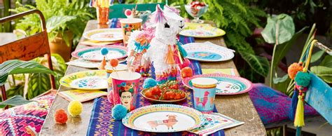 Mexican Boho Party Supplies | Party Delights