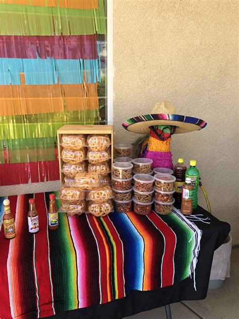 Mexican Candy Table | Fiesta party in 2019 | Mexican ...