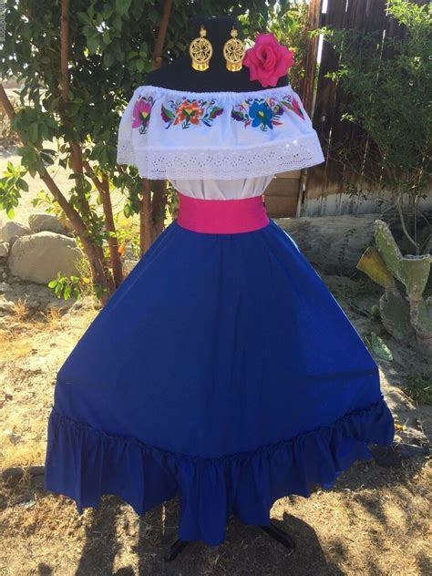Mexican Dress Fiesta,5 De Mayo,Wedding 2 Piece.Vestido de ...