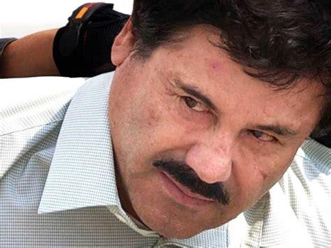 Mexican drug kingpin Joaquin  El Chapo  Guzman sentenced ...