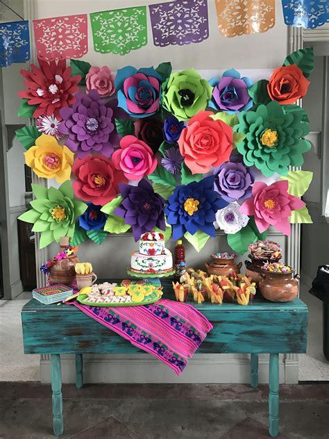 Mexican Fiesta Baby Shower   Fiestas temáticas mexicanos ...