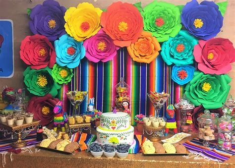 Mexican Fiesta   Decoracion fiesta mexicana, Fiestas ...