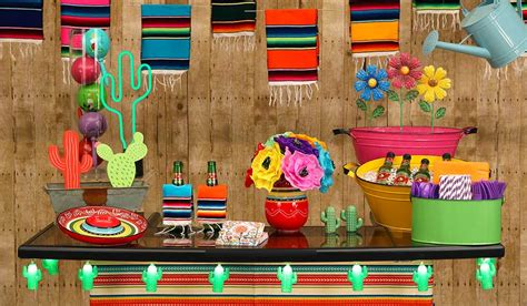 Mexican Fiesta Party Decorating Ideas & Hosting Guide