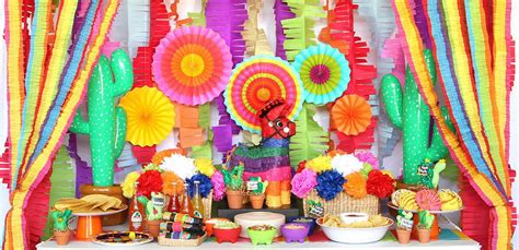 Mexican Fiesta Party Ideas | Cultural Party Ideas at ...
