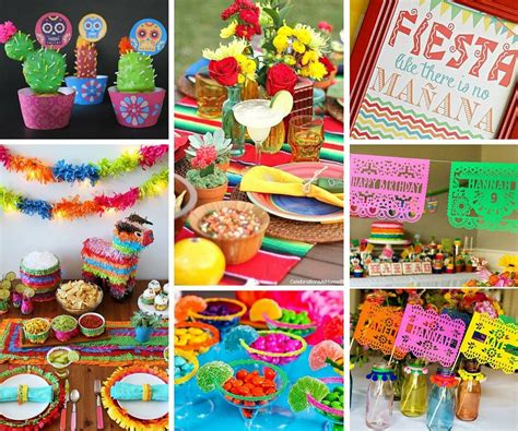 Mexican Fiesta Party Ideas | Kids Party Ideas at Birthday ...