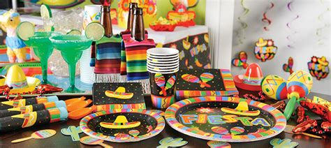 Mexican Fiesta Party Supplies | Party Delights