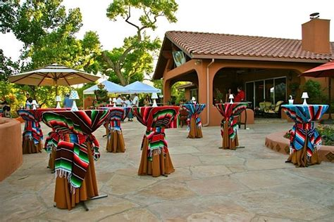 Mexican Fiesta Theme, Cocktail Tables | { Advisors ...