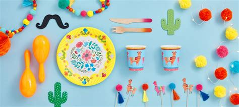 Mexican Party Decorations – Mexican Fiesta | Party Delights