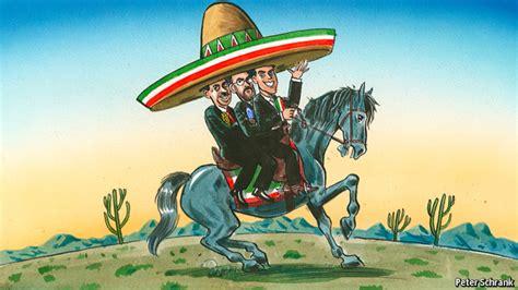 Mexican politics   Political horse trading   The Americas ...