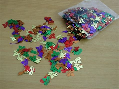 Mexican themed confetti – Code: 4513 – Scalliwags Costume Hire