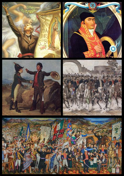 Mexican War of Independence   Wikipedia