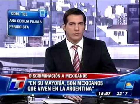 Mexicanos prefieren vivir discriminados en Argentina a ...