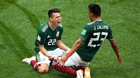Mexico 1, Germany 0: 'Chucky' Lozano seals a historic ...