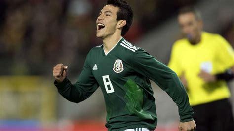 Mexico 3, Belgium 3: Hirving Lozano shines in an ...