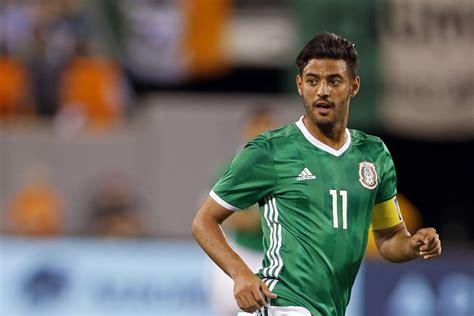 Mexico attacker Carlos Vela signs with Los Angeles FC ...
