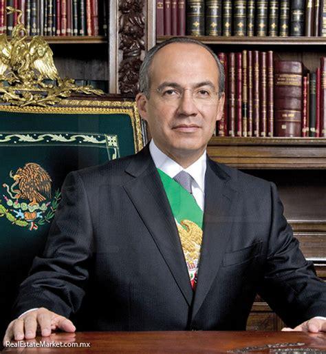 México: Del La Dictadura a la Revolución: Felipe Calderón ...