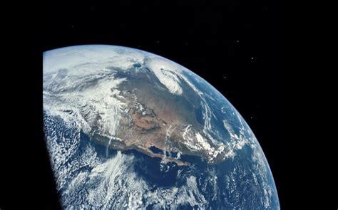México desde el espacio: 25 preciosas imágenes de tierras ...