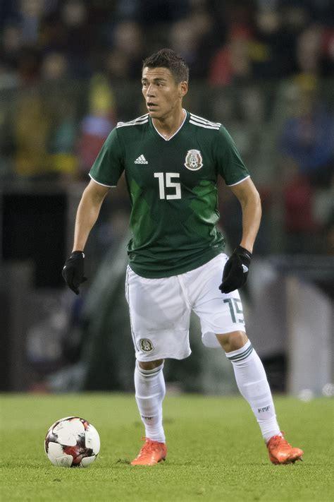 México: Héctor Moreno:  Estoy en mi mejor momento, llegaré ...