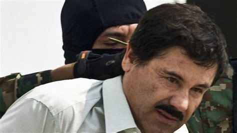 México: los tres arrestos y las dos huidas de Joaquín  El ...