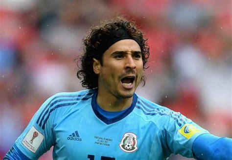 Mexico national team goalkeeper Guillermo Ochoa moves to ...