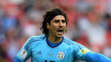 Mexico national team goalkeeper Guillermo Ochoa moves to ...