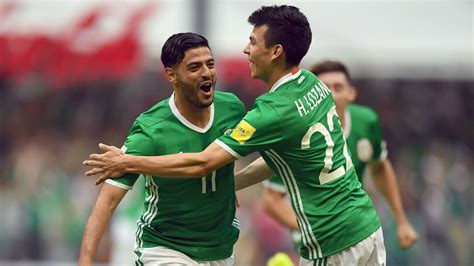 Mexico national team: Where were Hirving Lozano and ...
