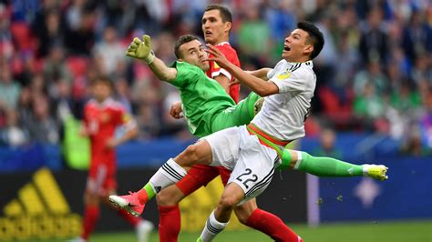 Mexico Player Ratings: Lozano seizes opportunity against ...