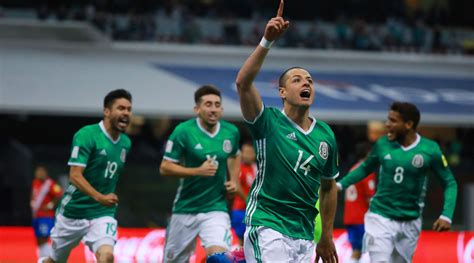 Mexico qualifies for 2018 World Cup, seals place with ...
