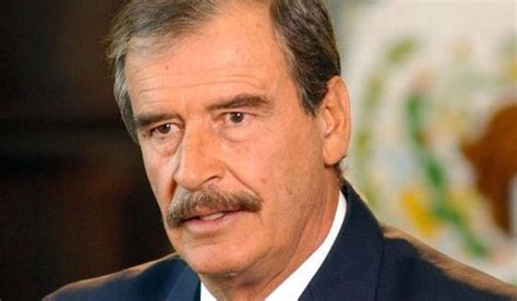 Mexico s former President Vicente Fox tweeted on Oct. 2 ...