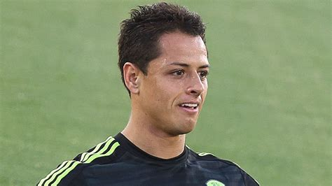 Mexico s Javier Hernandez taken to hospital with suspected ...